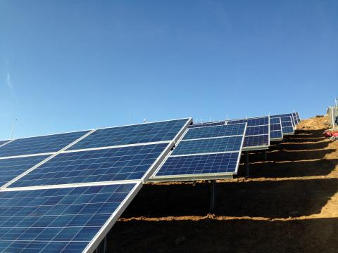 Photovoltaic plants city Dryanovo Municipality Gabrovo